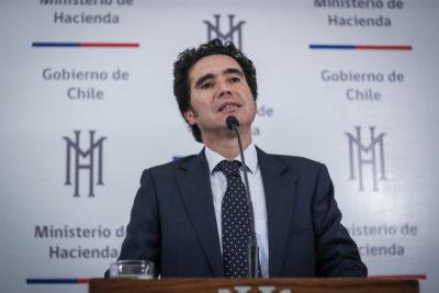"""Hacienda y Covid-19: """"Vamos a tener un impacto potente pero transitorio"""""""