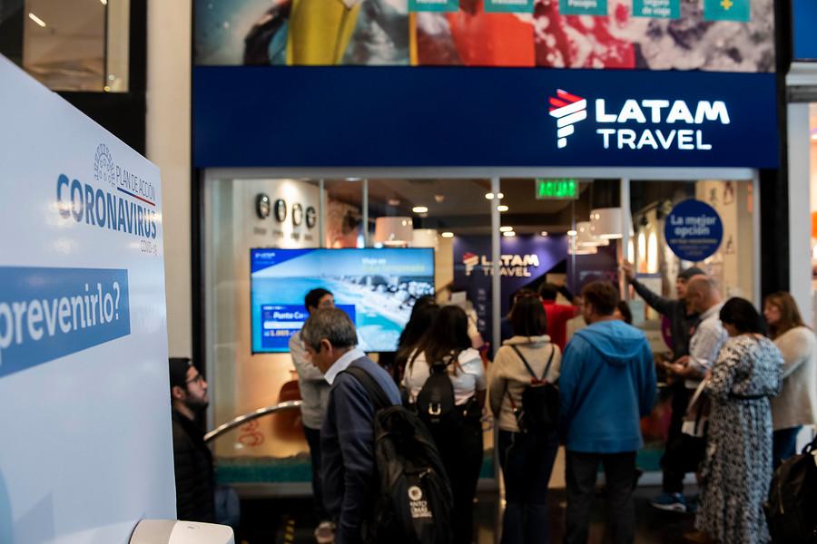 LATAM reducirá operaciones en 70% y no descarta pedir ayuda estatal