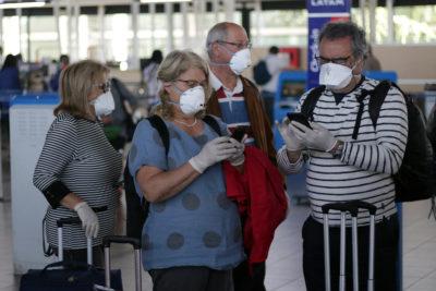 Chile en Estado de Catástrofe por coronavirus: fronteras cerradas, militares a las calles y centro comerciales sin abrir