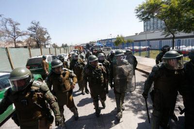 VIDEO | Así fue el motín e intento de fuga registrado en penal Santiago I