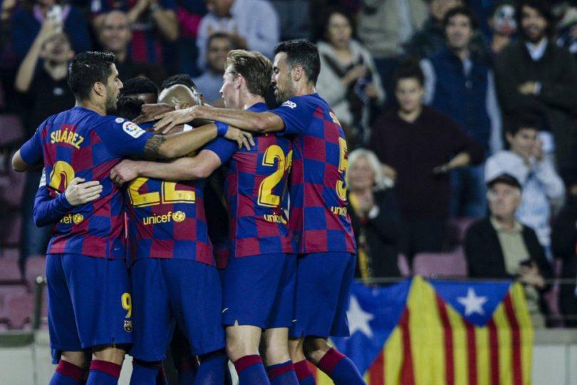 FC Barcelona acuerda rebajar el sueldo del plantel por crisis sanitaria