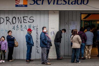FMI reconoce recesión mundial
