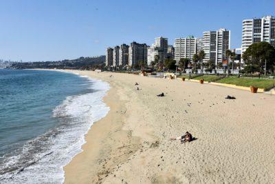 Coronavirus: Armada prohíbe desplazamiento a residencias costeras en Valparaíso