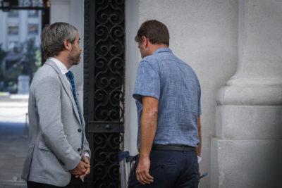 El desprecio del alcalde Codina a Mañalich en plena pauta en La Moneda