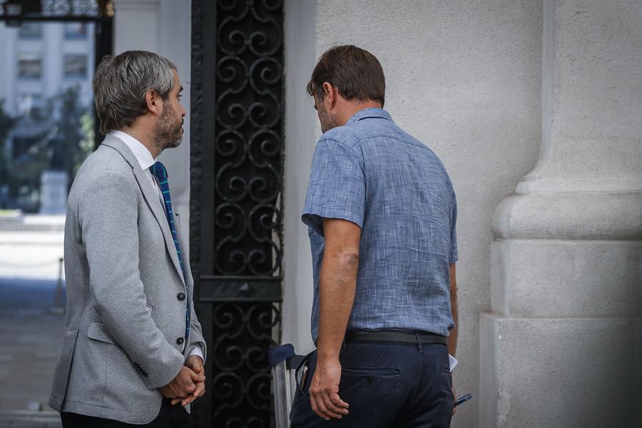 """""""El desprecio del alcalde Codina a Mañalich en plena pauta en La Moneda"""""""