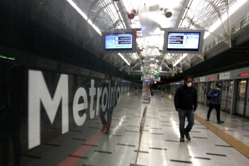 Transporte público mantendrá operación en comunas bajo cuarentena total