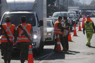 Gobierno detalla quienes podrán pedir permisos para salir en cuarentena