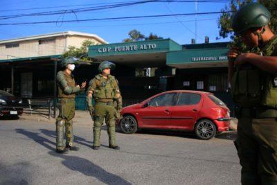 Rechazan arresto domiciliario a preso con coronavirus en Puente Alto