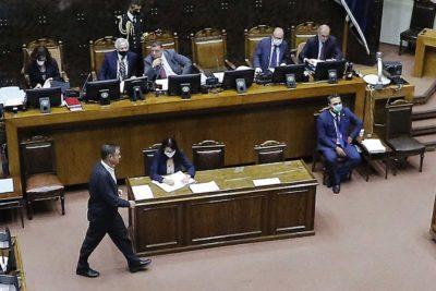 Senado aprueba idea de legislar rebaja de la dieta parlamentaria