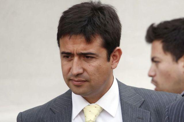 El ex árbitro Pablo Pozo. (Foto: Agencia Uno)