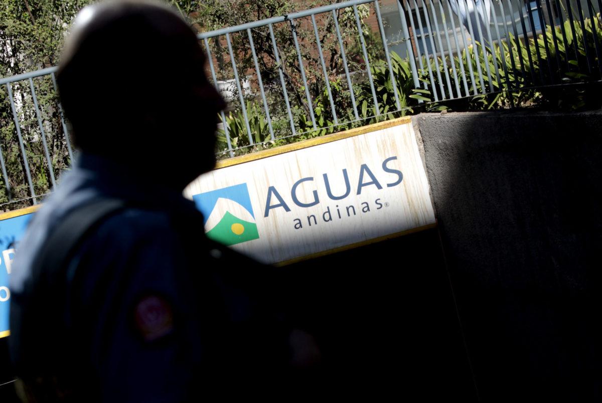 """""""Aguas Andinas pide flexibilizar el marco regulatorio para asegurar continuidad del servicio"""""""