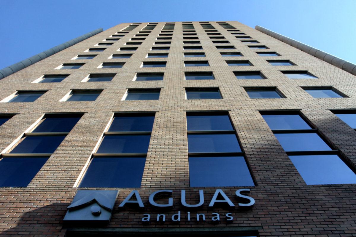 """""""Las medidas adicionales que implementará Aguas Andinas ante el coronavirus"""""""