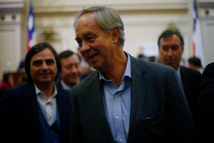 """Francisco de la Maza (UDI): """"Esto puede ser el principio de una guerra civil"""""""