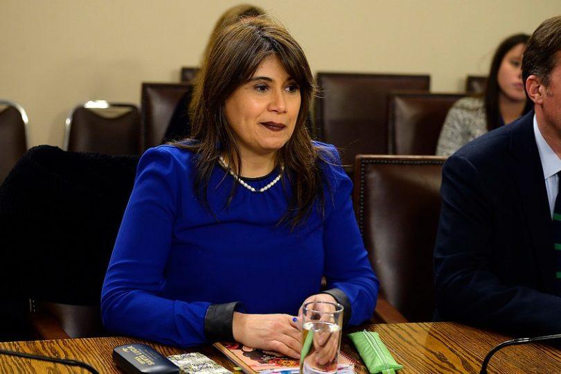 """Javiera Blanco y querella en su contra: """"Nunca he recibido gastos reservados"""""""