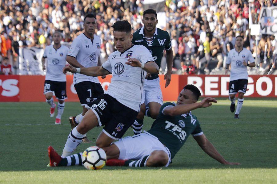 Suspenden partido entre Colo Colo y Santiago Wanderers por la octava fecha