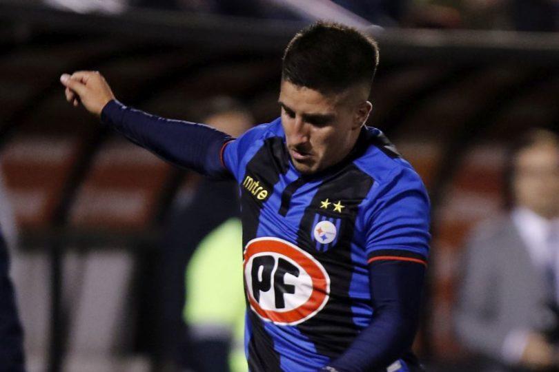 """Jugador de Huachipato por el VAR: """"Esto nos mata a nivel internacional, haciendo el ridículo"""""""