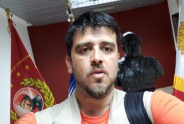 Periodista de 24 Horas confirma que dio positivo por coronavirus