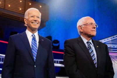 """El """"Súper Martes"""" de las primarias demócratas"""