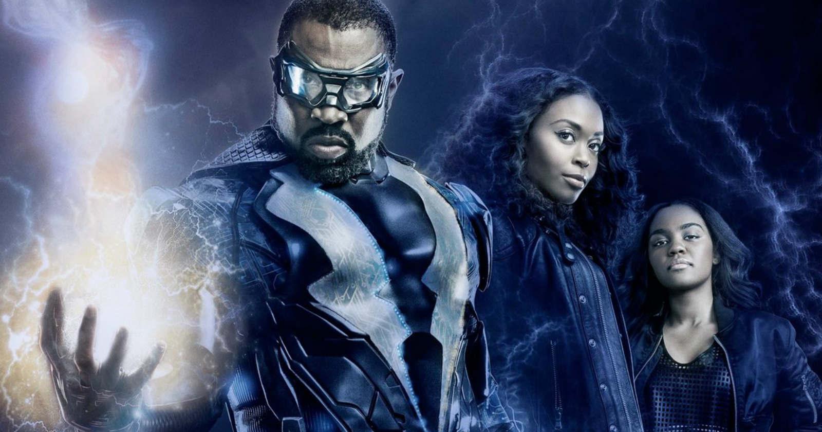 Tercera temporada de Black Lightning llega a Netflix a pocas semanas de finalizar en EE.UU.