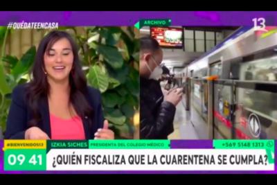 VIDEO |Lo que Izkia Siches no quiere que pase en Chile
