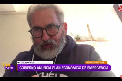VIDEO   Economista de la U. de Chile echa por tierra propuestas del PC y el FA