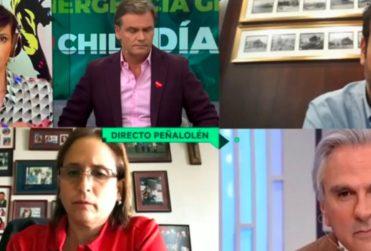 """Iván Moreira trata de """"yegua"""" a conductor de Bienvenidos"""