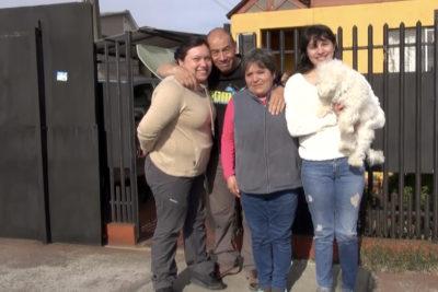 Más de cien familias de Hualpén son relocalizadas en nuevas viviendas