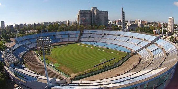 Coronavirus Estadio Centenario es albergue para personas en situación de calle