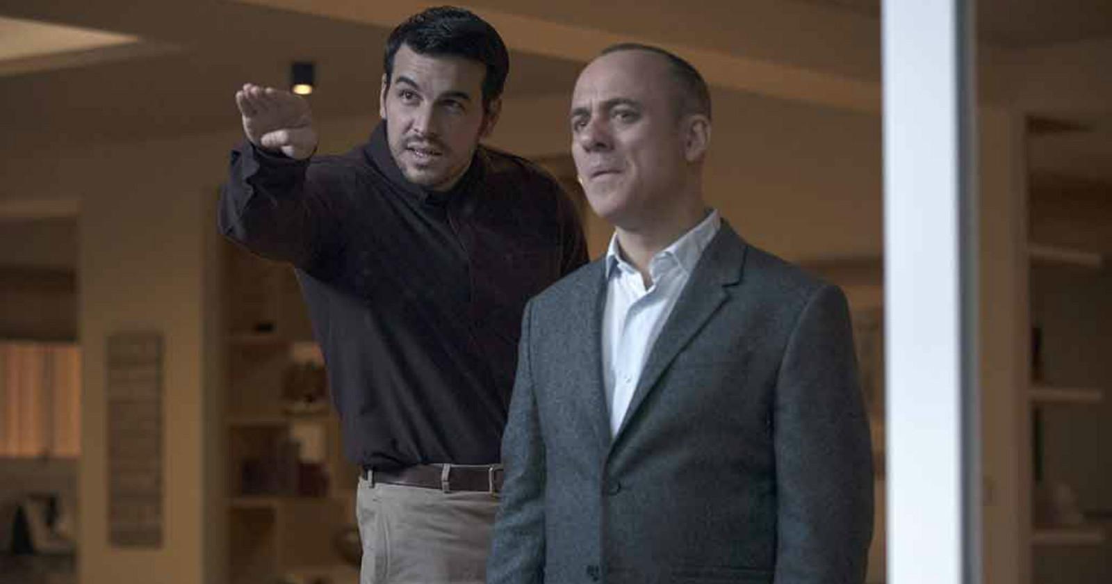 Mario Casas encabeza el nuevo thriller español de Netflix