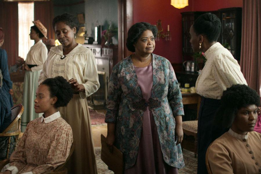 La miniserie de que nos muestra de la primera mujer afroamericana en ser millonaria por sí misma