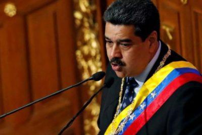 """Maduro prepara """"artillería"""" por posibles ataques armados contra Venezuela"""