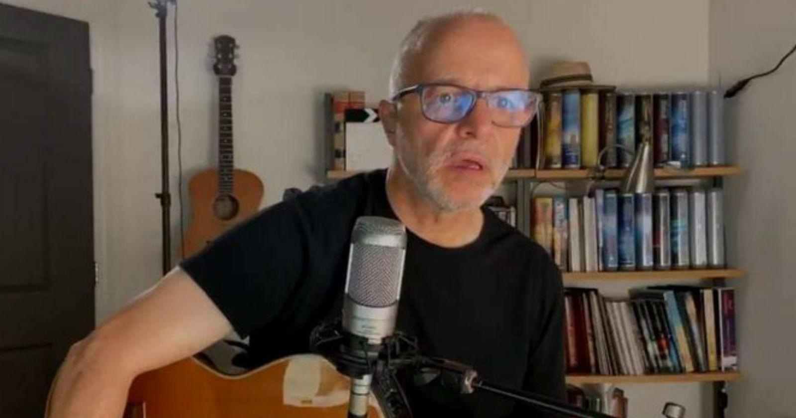 VIDEO | El troleo que sufrió Alberto Plaza tras concierto a través de YouTube