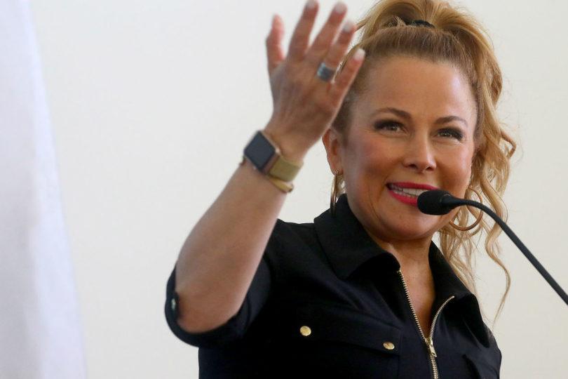 """Cathy Barriga contraataca y responde a Mañalich: """"Que me denuncie a la justicia"""""""