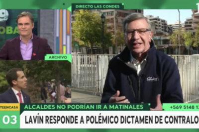 "Partidos de oposición ingresan reclamo al CNTV por ""desequilibrio"" en entrevistados de programas"
