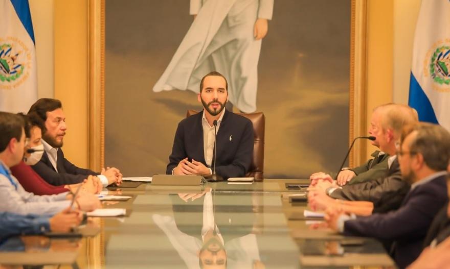 """""""El mensaje del Presidente de El Salvador al suspender pagos de servicios básicos y decretar cuarentena por coronavirus"""""""