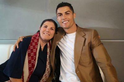El complicado presente de Cristiano Ronaldo: su madre está internada por un accidente cerebrovascular