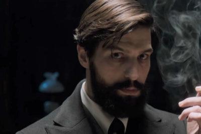 Un joven Freud aterriza en Netflix convertido en un investigador