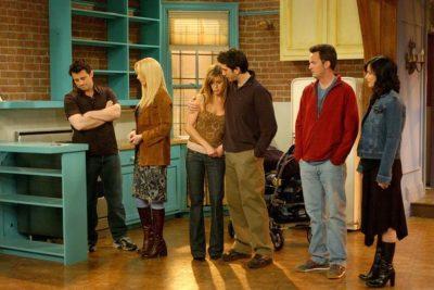 A seguir esperando: reunión de Friends fue postergada hasta nuevo aviso por el coronavirus