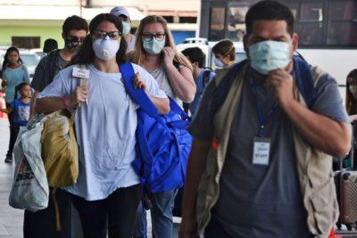 Honduras declara toque de queda para evitar la propagación del coronavirus