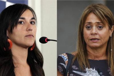 """""""Ella es médico cirujano, no especialista"""": el ninguneo de Van Rysselberghe a la presidenta del Colegio Médico"""