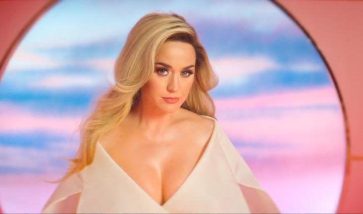 VIDEO | Puso fin a los rumores: Katy Perry anuncia su embarazo en nuevo video