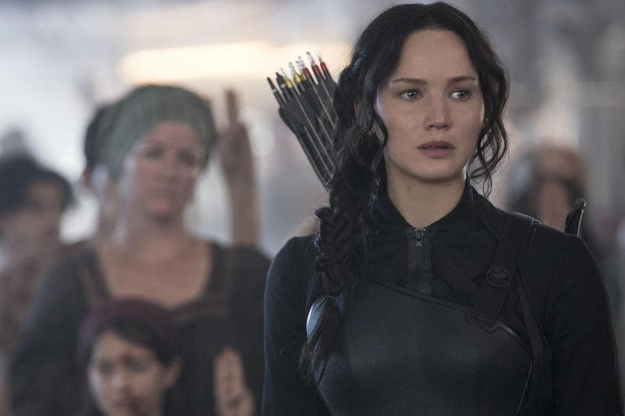 Saga de Los Juegos del Hambre aterriza en Netflix