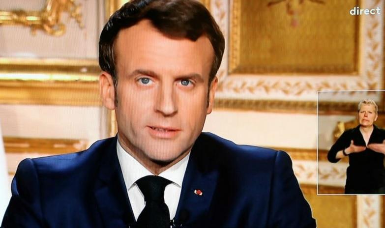 Coronavirus: Macron suspende pago de servicios básicos