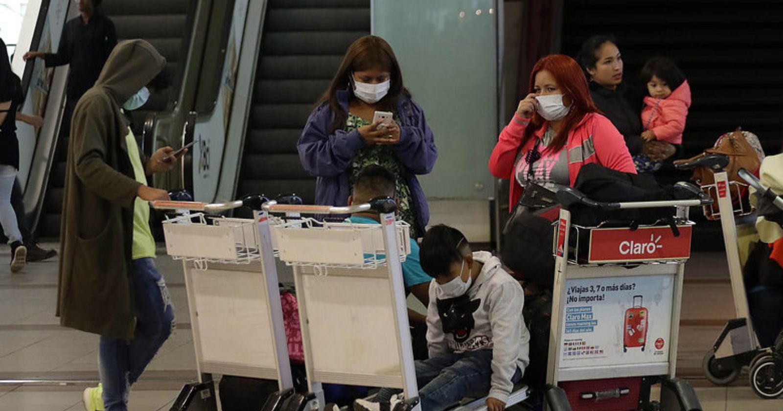 """""""Coronavirus: científico chino advierte que no usar mascarillas es un """"gran error"""""""""""