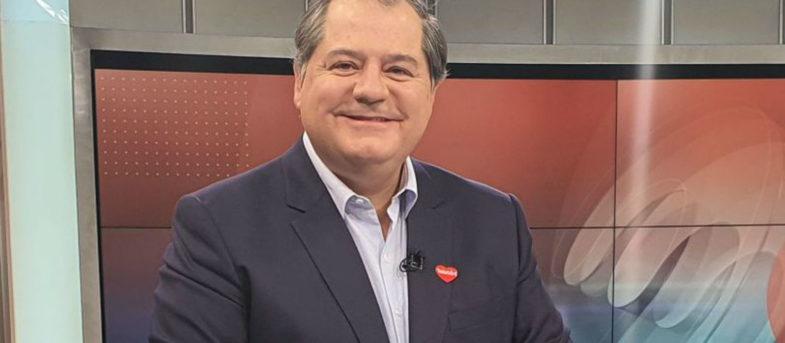 Mauricio Bustamante deja TVN después de 25 años