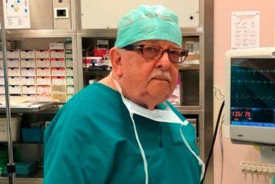 """Italia: Giampiero Giron, el médico de 85 años que está """"listo para volver y ayudar a combatir el coronavirus"""""""
