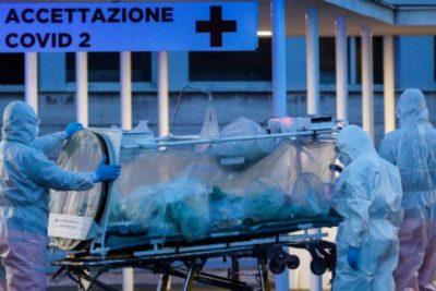 Dramático récord mundial: Italia registra casi 1.000 muertes en un día por coronavirus