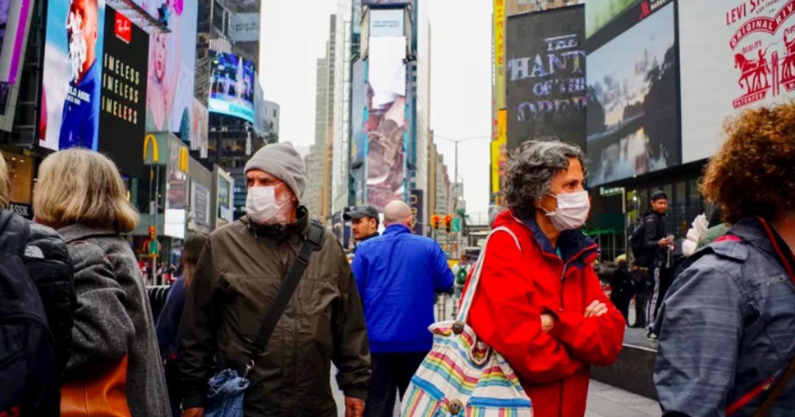 Nueva York: Epicentro del coronavirus en EE.UU. con 30 mil contagios