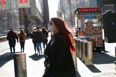 """Chilena en el epicentro de la pandemia en EE.UU.: """"En Nueva York vivimos aterrados por la incertidumbre"""""""