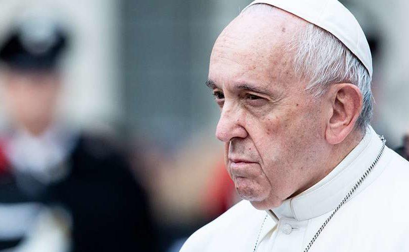 """Papa Francisco y el coronavirus: """"Le pedí a Dios que detenga la pandemia"""""""